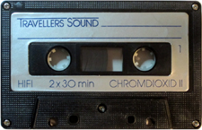 TRAVELLERS SOUND C60_MCiPjH_121006 audio cassette tape