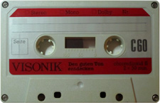 VISONIK C60_MCiPjH_121006 audio cassette tape