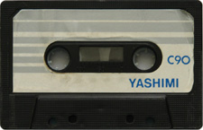 Yashimi audio cassette tape