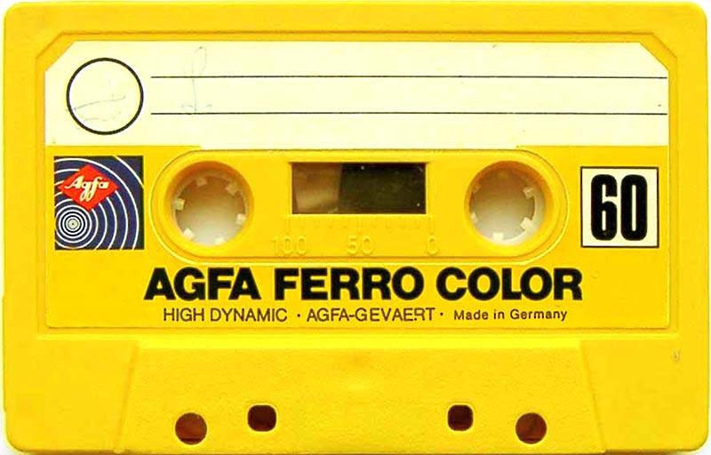 Whole Lotta Surfin´: Good Old Audio Kassette