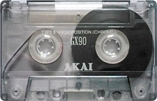 akai_gx90_080429 audio cassette tape