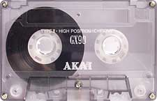 akai_gx90_chrome_071126 audio cassette tape
