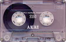 akai_sx60_071201 audio cassette tape