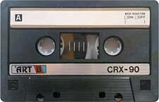 artb_crx_90_081001 audio cassette tape
