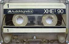 audiomagnetic_xhe_i_90_081001 audio cassette tape
