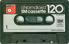 basf-sm-120_071126 audio cassette tape