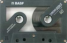 basf_chrome_extra_ii_60_080417 audio cassette tape