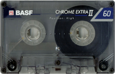 basf_chrome_extra_ii_60e_081001 audio cassette tape