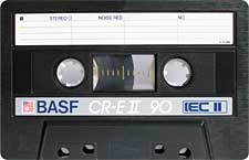 basf_cr-e_ii_90_071126 audio cassette tape
