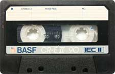 basf_cr-eii90_080417 audio cassette tape
