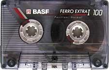 basf_ferro_extra_I_100 audio cassette tape