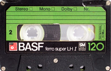 basf_ferro_super_lh_i_120_071126 audio cassette tape