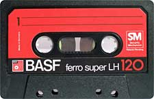 basf_ferro_sxuper_lh_120_071126 audio cassette tape
