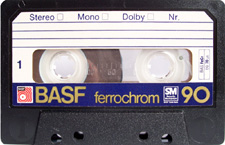basf_ferrochrom_90_071126 audio cassette tape