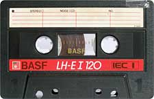 basf_lh-ei120_071126 audio cassette tape