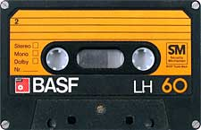 basf_lh_60_080417 audio cassette tape