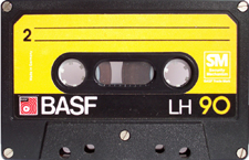 basf_lh_90_071126 audio cassette tape