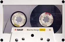 basf_maxima_design_edition_90_071126 audio cassette tape