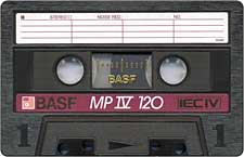 basf_mp4_120_080417 audio cassette tape