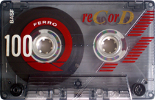 basf_record_100_090802 audio cassette tape