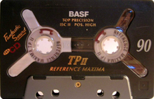 basf_reference_maxima_071126 audio cassette tape