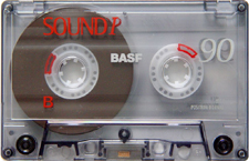 basf_sound_i_90_080417 audio cassette tape