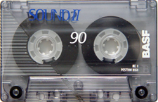 basf_sound_ii_90_080417 audio cassette tape