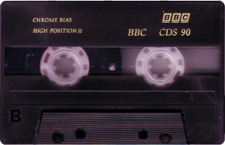 bbc_cds_90_090322 audio cassette tape