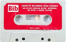 bib_head_cleaner_080417 audio cassette tape