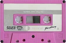 crown_silver_fantasy_i_60_081001 audio cassette tape
