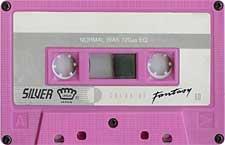 crown_silver_fantasy_i_60_081001 audio cassette tape