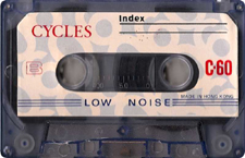 cycles_c60_111214 audio cassette tape