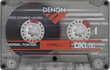 denon_dx_160_071126 audio cassette tape