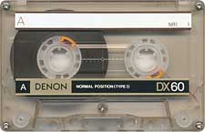 denon_dx_60_111227 audio cassette tape