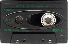 denon_hd7_100 audio cassette tape