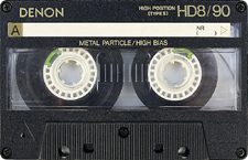 denon_hd8_90_111214 audio cassette tape