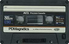dupont_c_90_071126 audio cassette tape