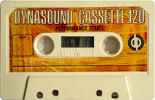 dynasound_c-120_2001-05-04 audio cassette tape
