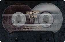ecp_uf_90 audio cassette tape