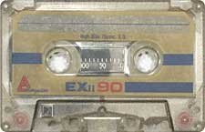 euroaudio_ex_ii_90_071201 audio cassette tape