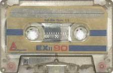 euroaudio_ex_ii_90_071201 audio cassette tape