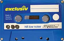 exclusiv_c90_071126 audio cassette tape
