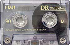 fuji_dr90_080417 audio cassette tape