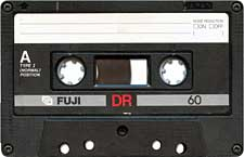fuji_dr_60_i_081001 audio cassette tape
