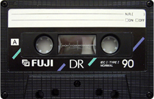 fuji_dr_i_90 audio cassette tape