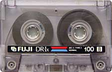 fuji_dr_ix_100_080417 audio cassette tape
