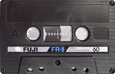 fuji_fr-ii_60_071126 audio cassette tape