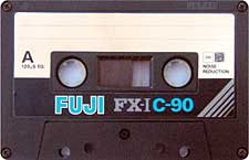 fuji_fx-i_90_080417 audio cassette tape
