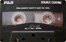 fuji_jp_is_60 audio cassette tape