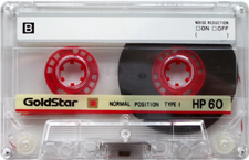goldstar_hp60_3_081022 audio cassette tape